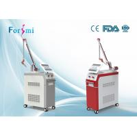 China Europe ISO quality delicate design and korea imported light guide arm Q-switched nd yag tattoo laser removal machine on sale