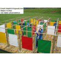 Quality PVC Tarpaulin for Play area for sale