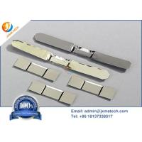 Quality 99.95% Purity Tungsten Alloy Products Evaporation Boats For Vacuum Coating for sale