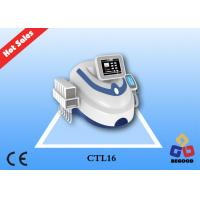 China 104 Mitsubishi Diodes Cryoshape Body Contouring Machine For Braking Cell Membrane on sale