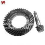Quality XCMG PARTS ZL50G LW500K LW500F ZL30G LW321F PARTS Spiral bevel gear Bevel gear for sale
