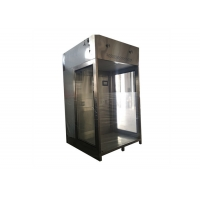 Quality Dispensing / Sampling Booth For Weighing In Pharmaceutical Industry Cleanroom for sale