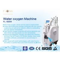 China Bio Microdermabrasion And Oxygen Machine Mesotherapy Skin Whitening For Clinic on sale