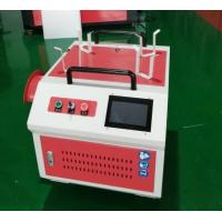 Quality INDUSTRIAL LASER CLEANING MACHINE FOR CAR PAINTED SURFACE LASER RUST REMOVAL LASER MACHINE for sale