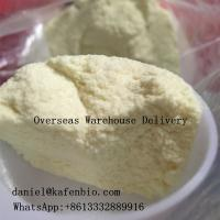 Quality Oral Human Growth Trenbolone Steroids Yellow Powder Methyltrienolone / Metribolone CAS 965-93-5 for sale