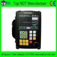 Quality factory manufacturer supplier High accurancy Digital Ultrasonic Flaw Detector for sale