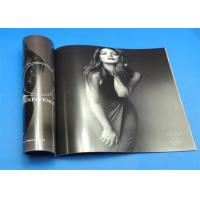 Best Magazine Printing Services Spot UV / Round Corners Environment friendly wholesale