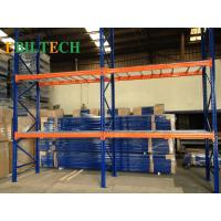 Quality Custom Industrial Wire Mesh Shelving Powder Coated Stainless Supermarket Store Supply for sale