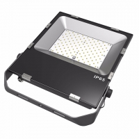 Quality Waterproof IP66 100w Industrial Outdoor LED Flood Lights With 5500k Pure White for sale