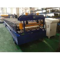 Quality 1250mm 1000mm 914mm Material Width Corrugated Roofing Roll Forming Machine for sale