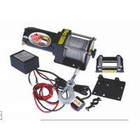 Best UTV, ATV Portable 2500 lb line pull Electric Cable Pulling Winch / Winches wholesale