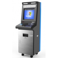 Buy cheap DC12V Free Standing AI Machines , card reader Self Service Payment Dispendser from wholesalers