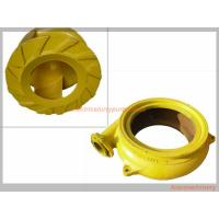 Buy cheap Higher Efficiency Vertical Centrifugal Pump Parts Slurry Pump Expeller OEM from wholesalers
