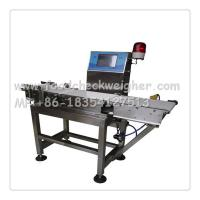 Quality check weighers ,weight checker machine ,has same function with mettler toledo for sale