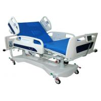 Best Electric Hospital ICU Bed With Touch Screen Controller , Double Column Structure For Vertical Elevation wholesale