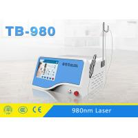 Best 1-100ms Adjustable 980nm Diode Laser Vascular Red Blood Vessel Removal 10W 15W 30W wholesale