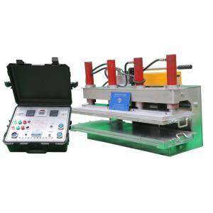 Quality Efficient Conveyor Belt Splicing Machine Vulcanizing Press 1250mm * 550mm * 500mm for sale