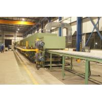 Quality Insulated Steel PU Sandwich Panel Line Sandwich Making Equipment With Double Belt for sale