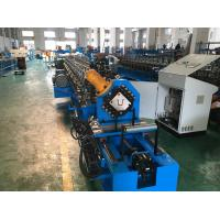 Quality Drywall Furring Channel Roll Forming Machine Delivered To Canada for sale