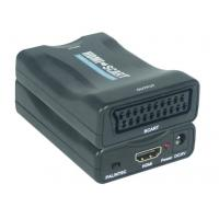 Quality Mini MHL and  to SCART Converters Support NTSC and PAL TV formats output for sale