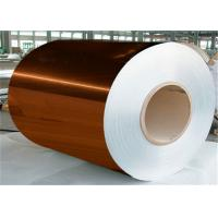 Quality Light Weight Mirror Surface Polished Aluminum Coil For Interior Mosaic Panel for sale