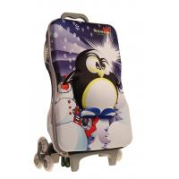 Quality Customized Kids Hard Case Luggage For Boys / Girls Moisture Proof for sale