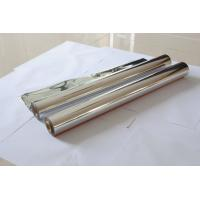 12Micron Silver Paper Foil Hot Stamping Printing For Packing Paper / Handbags