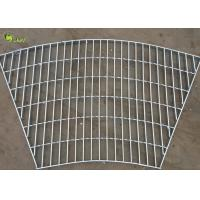 Quality Serrated Carbon Steel Drain Bracing Grate Floor Hot Dip Galvanized Grid Grille for sale