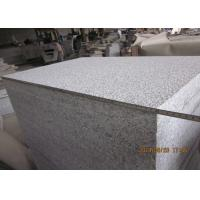 Buy cheap Bush Hammered Grey G423 Granite Stone Tiles For Swimming Pool Project from wholesalers