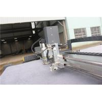 Quality Exchangeable Tools Box Cutting Machine Strong Suction For PVC Expansion Sheet for sale