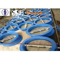 Quality Double Disc Wafer Swing Check Valve for sale