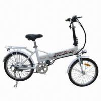 Quality Fold Electric/Foldable Bike, 20-inch, 36V Voltage, 250W Power for sale