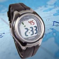 Quality Water-resistant LCD Watches with Chronograph for sale