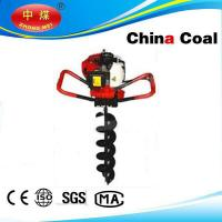 Quality Agricultural Gasoline Portable Garden Digging Tool for sale