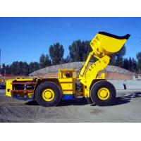 Buy cheap 10 cubic meter Diesel LHD underground mining machinery DC24V for construction from wholesalers