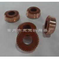Buy cheap 37 Segments Rare Earth Permanent Magnet Motor Commutator ISO Approved from wholesalers