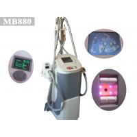 Quality Vacuum Roller &RF & Infrared Body Slimming Machine for sale