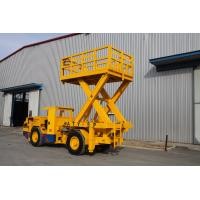 Quality Durable Underground Utility Vehicle Rock Breaker Machine 4 Hydraulic support legs for sale