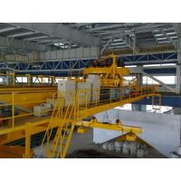 Best Electric Overhead Crane, Electromagnet Crane With Top Slewing (Rotating) Magnetic Chuck For Steel Mill wholesale