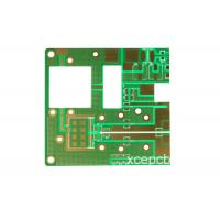 Quality Rogers 2 Layer Double Sided PCB Prototype Board Multi - Layer for Communication Systems for sale