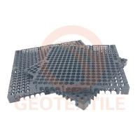 Quality High Tensile Strength Geocomposite Drainage Net For Waterproofing Membrane Protection for sale
