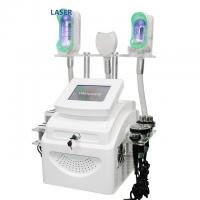 Quality 360 degree contact cooling cryolipolysis machine for body slimming, skin rejuvenation for sale