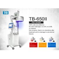 Buy cheap Hair Loss Prevention Transplant Diode Laser Hair Growth Machine / Hair Regrowth System from wholesalers