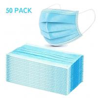 Quality 3 Ply Disposable Surgical Mask Filter Rating 95%-99% Class 2 Standard for sale