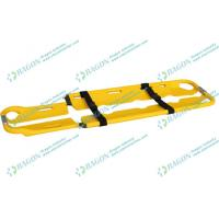 Quality Easy carried and safety plastic scoop stretcher for patients 162 * 44 * 7cm for sale