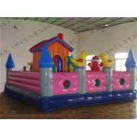 China Crazy Bird Inflatable Bouncer Playland 5 x 5 x 4m 113kg For School Funtime on sale