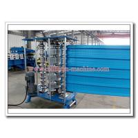 Quality Steel & Aluminium Bull-nosing Roofing Sheet Crimping Machine for Corrugated or IBR Profile for sale