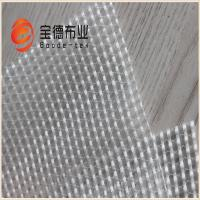 Quality high security PVC Clear safe vinyl with polyester mesh for ticking for sale