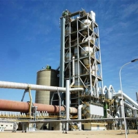Quality Vertical Suspension 5 Stage 2500TPD Cement Preheater for sale
