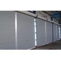 Quality High Speed Roller Shutter Garage Doors Precision With Single Layer for sale